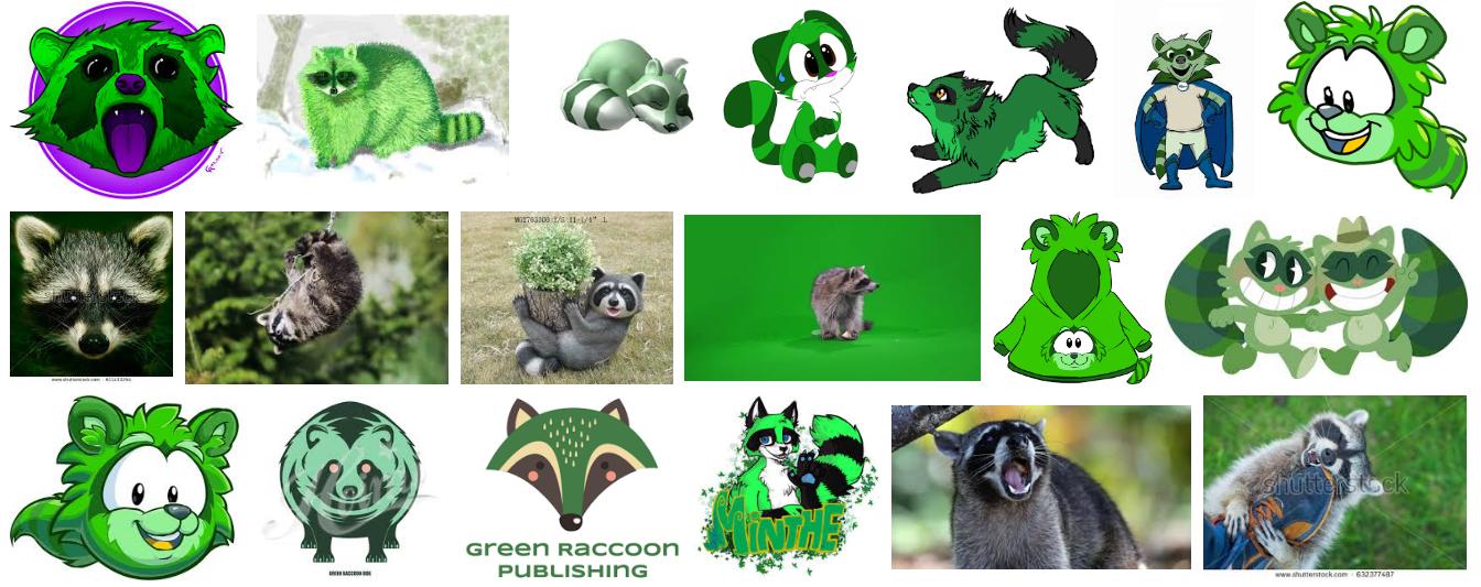 green_racconで検索検索