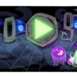 グリーンvsパープル!Googleのロゴで遊べるスプラトゥーン風ゲーム