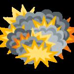 あけまして爆発しました。レンジでゆたぽんの逆襲。